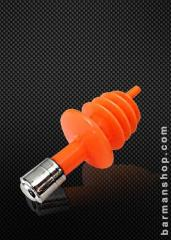 Plastic pourer with cap (poured improved)