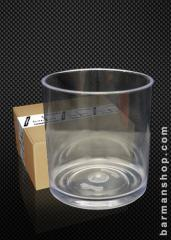 Acrylic Old fashion Glass - Whisky Glass 300cc (24u Box)